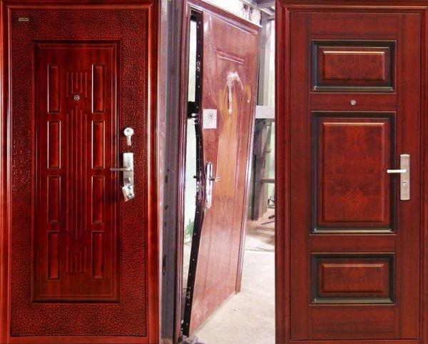 Китайская дверь