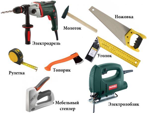 Инструмент для работы плотника
