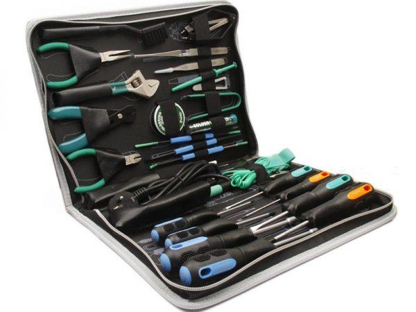 Инструменты для ремонта замка