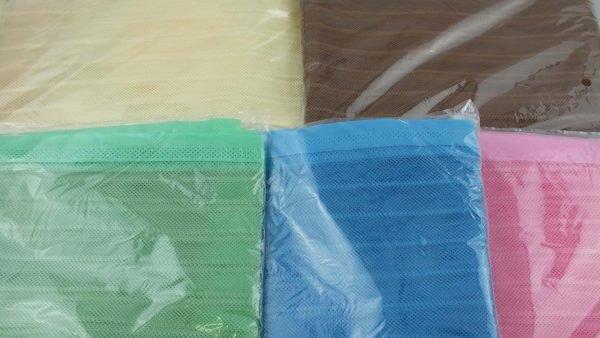 Цветные сетчатые полотна для москитной двери