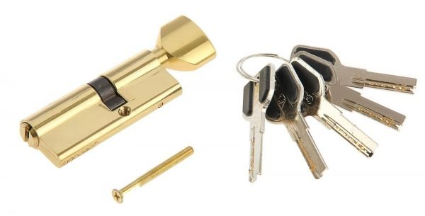 Плоский ключ с перфорацией