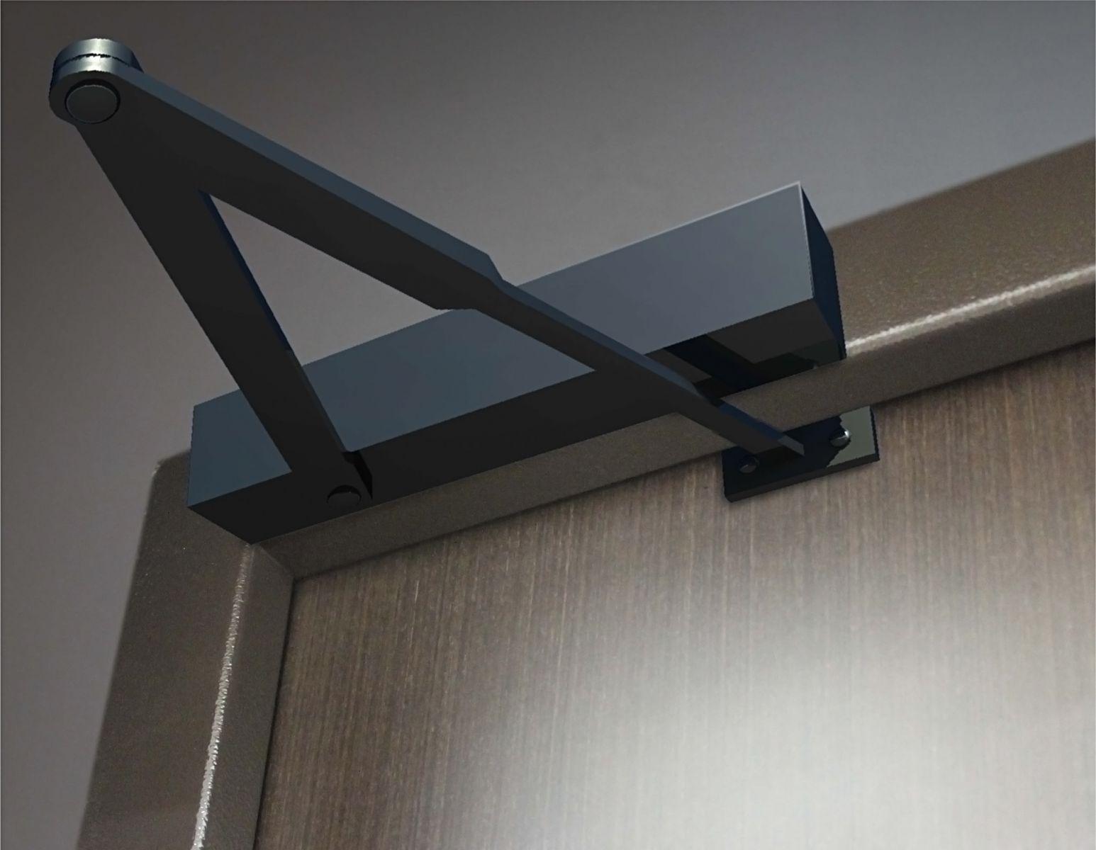 Какие бывают доводчики для дверей, какой лучше выбрать?