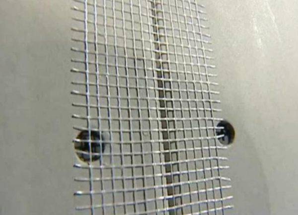 Сетчатый бандаж для гипсокартона