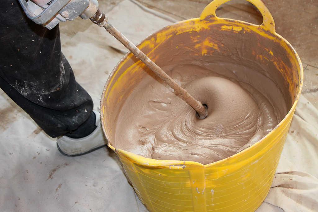 известь для цементного раствора