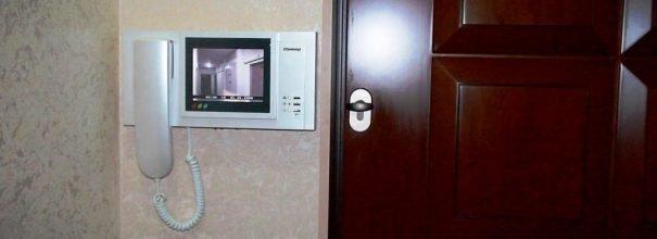 Видеодомофон в квартиру