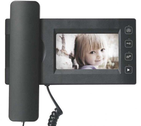 Видеодомофон с трубкой