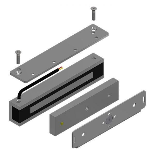 Крепёжная планка электромагнитного замка