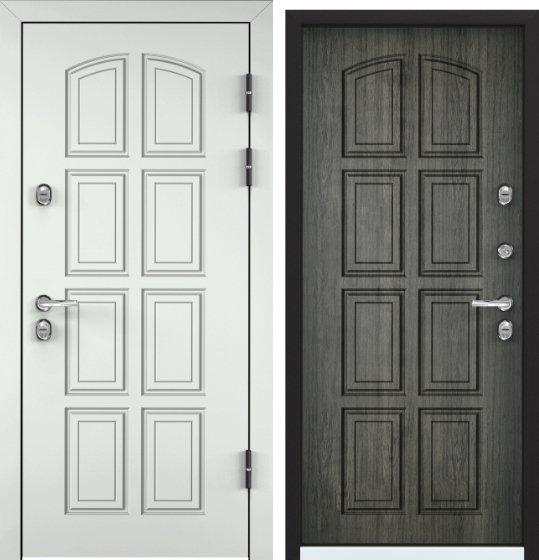 Стальная входная дверь Torex Snegir 60 PP