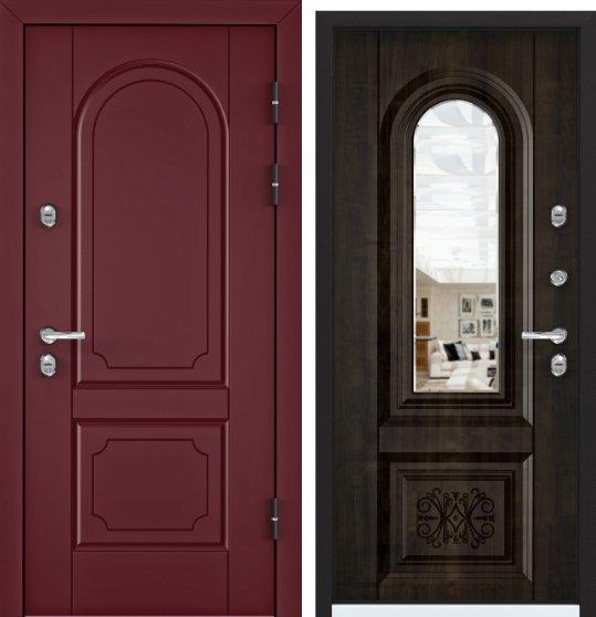 Стальная входная дверь Torex Snegir 45 PP