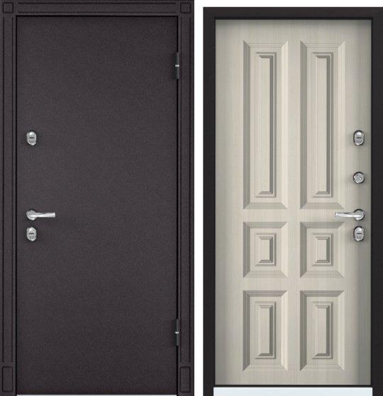 Стальная входная дверь Torex Snegir 20 MP