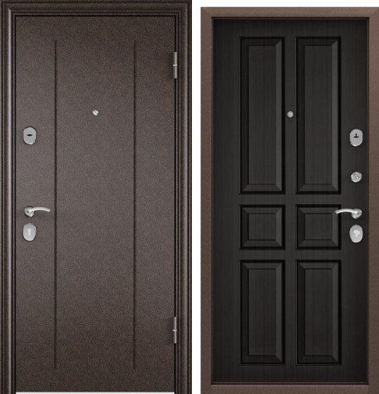 Стальная входная дверь Torex Delta 07 M