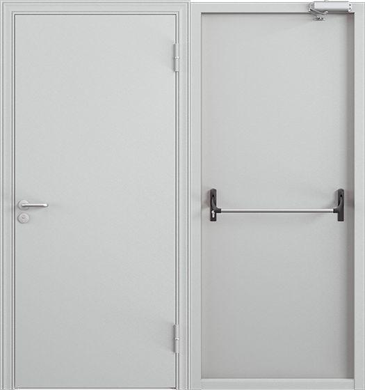Стальная входная дверь Torex противопожарного типа