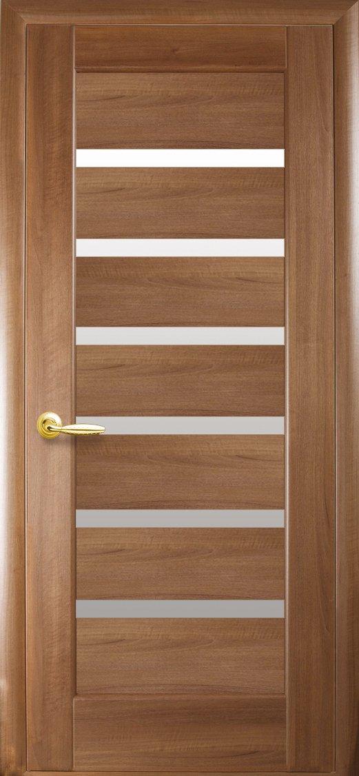 Двери, облицованные рейками