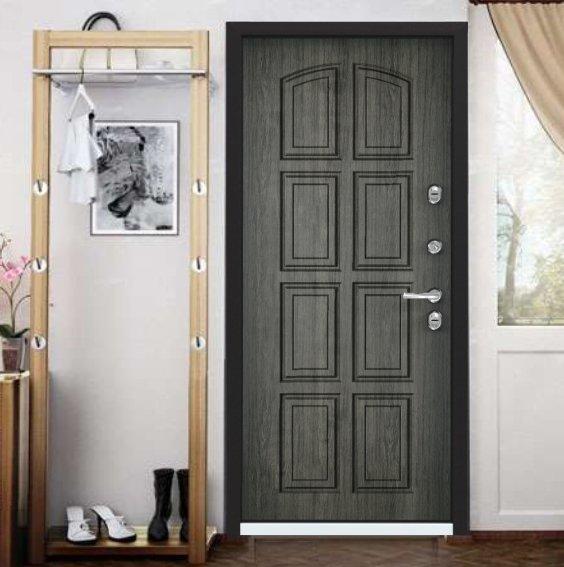 Входная дверь Snegir 60 PP в интерьере