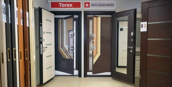 Модельный ряд дверей Torex