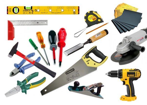 Инструменты для изготовления деревянной дверной коробки
