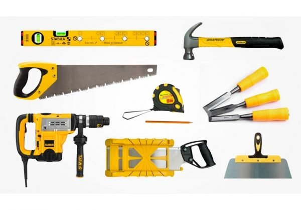 Инструменты для монтажа доборов