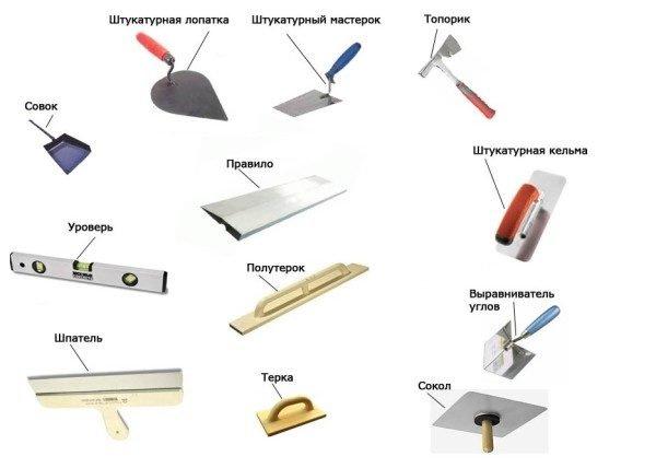 Инструменты для монтажа откосов