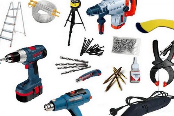 Инструменты для ремонта рольставней