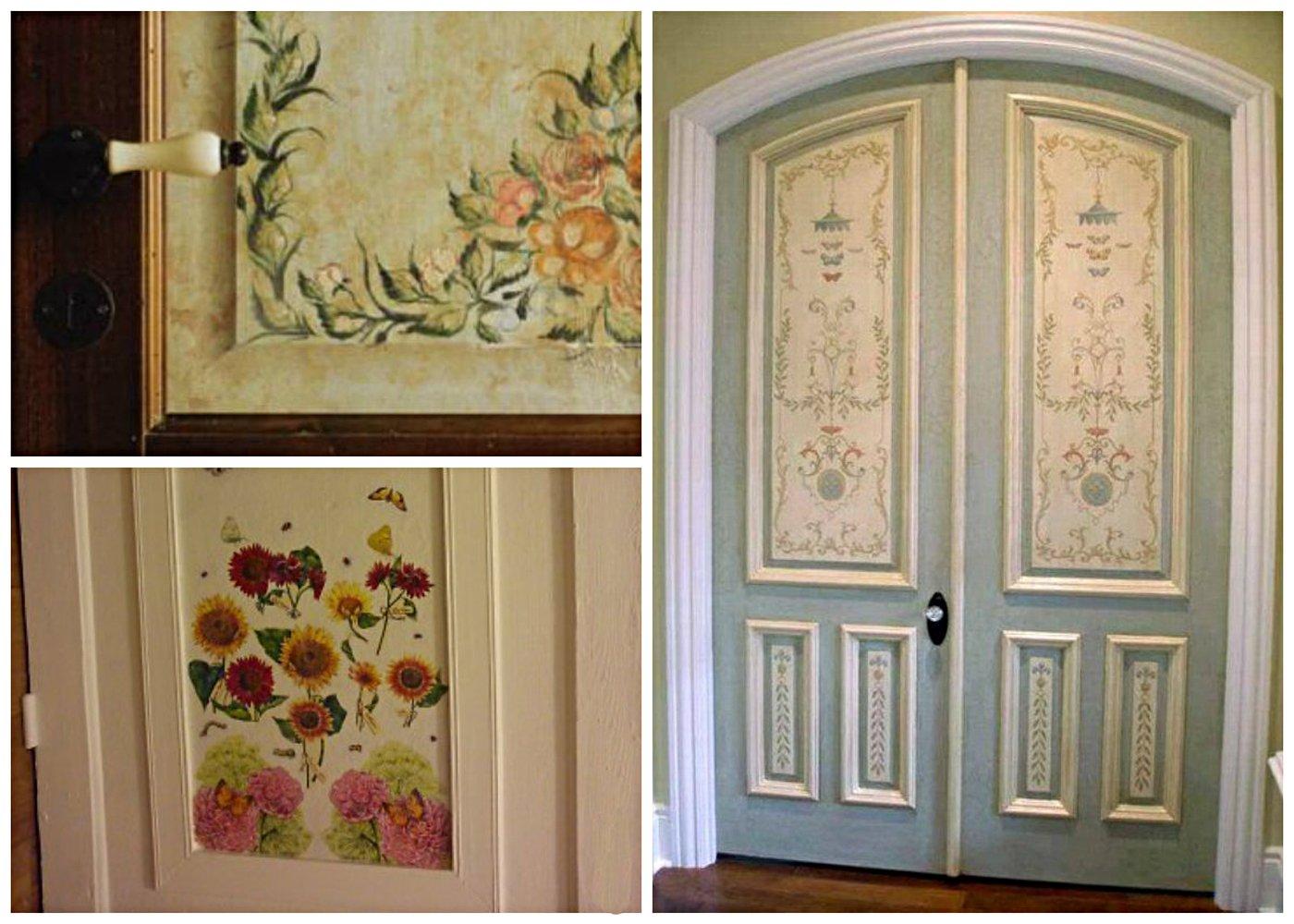 вреднее, как сделать старые двери красивыми фото доля такого