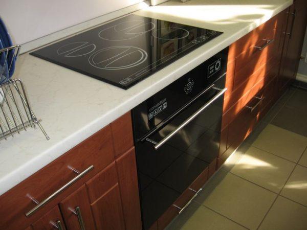 Подключение варочной плиты на кухне