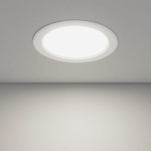 Встраиваемый точечный светильник