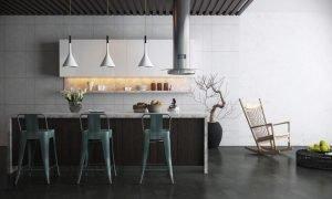 Подвесные светильники на кухню