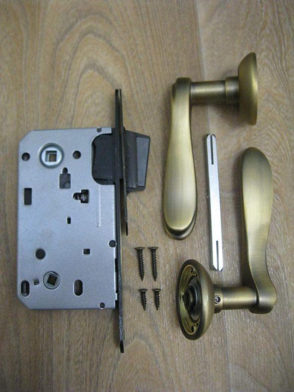 Комплект магнитного замка