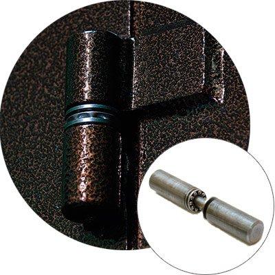 Петля для металлической двери