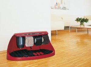 машинка для чистки обуви