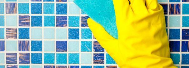 Как мыть плитку