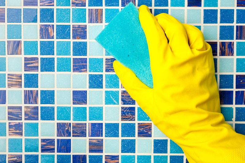 Отмыть плитку в ванной от налета в домашних условиях, как почистить кафель народными средствами