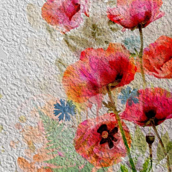 Фотообои с текстурой «штукатурка»