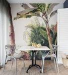 Фотообои с пальмой