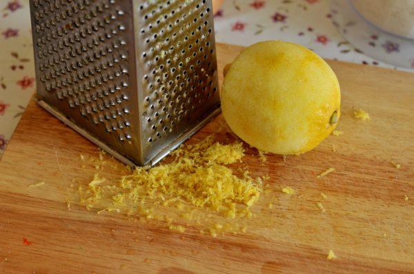 Лимон и цедра