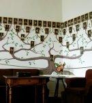 Генеалогическое дерево с актуальными данными