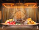 Пища в микроволновке