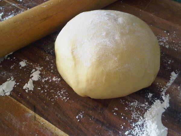 Тесто для посикунчиков