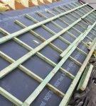 Гидроизоляция строительной плёнкой