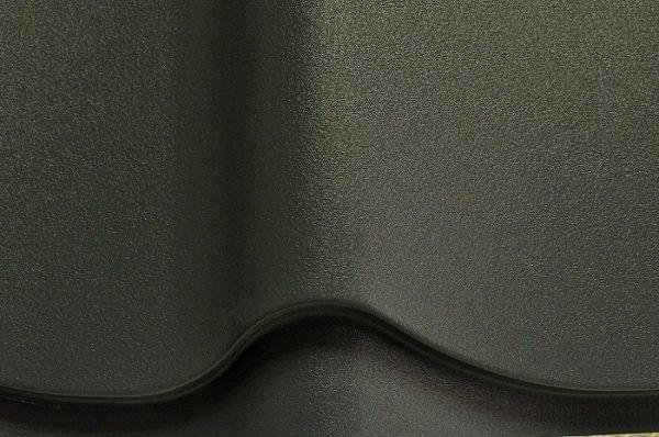 Металлочерепица с порытием из пурала