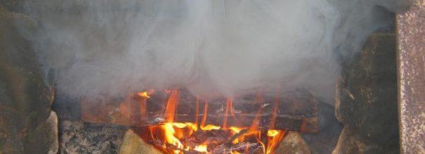 Плохая тяга в дымоходе