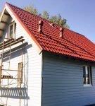 Крыша из металлочерепицы «Норман»