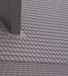 Крыша из металлочерепицы «Каскад»
