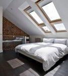 Спальня в светлом