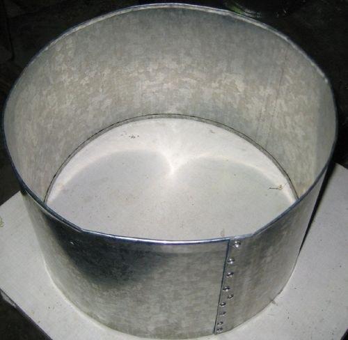 Диффузор дефлектора