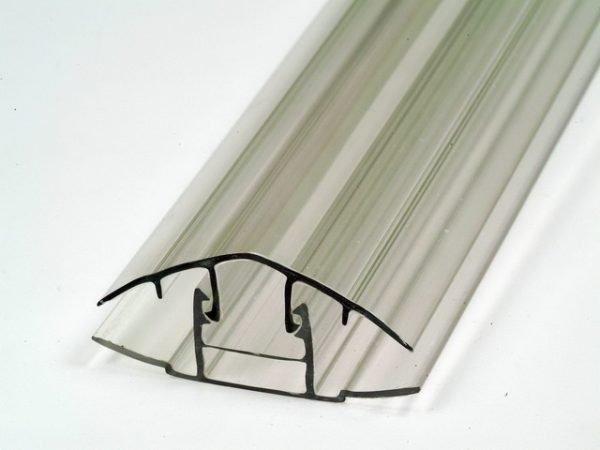 Разъёмное соединение листов поликарбоната