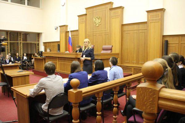 Рассмотрение дела о протечке в суде