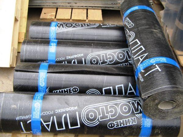 Битумно-полимерный материал «Мостопласт»