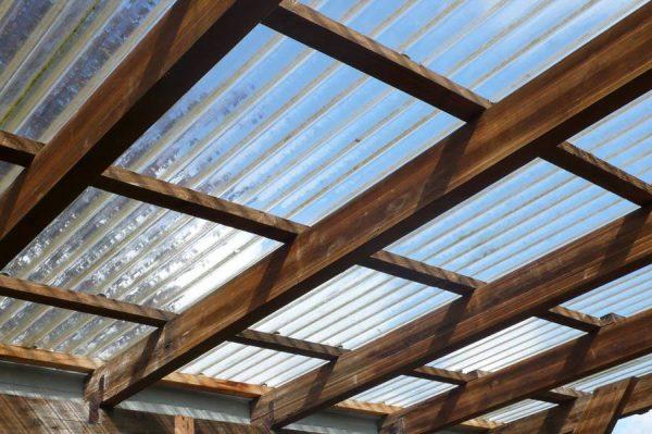 Мансарда с прозрачной крышей