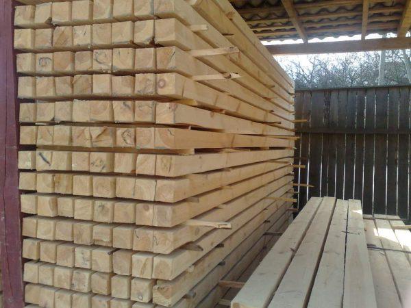Просушка древесины перед использованием